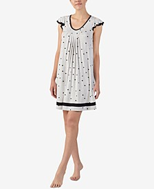 Yours to Love Short Sleeve Nightgown