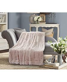 Faux Fur Blanket 25 pile Twin