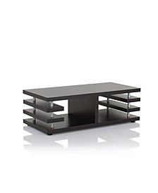 Cloverdale Espresso Coffee Table
