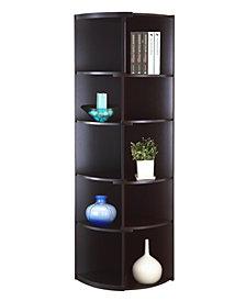 Logascio Expandable Bookcase