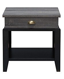 Ezel Modern End Table