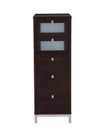Joelle Modern Storage Cabinet