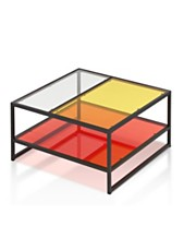 689d5847fb73 Tia Contemporary Glass Coffee Table