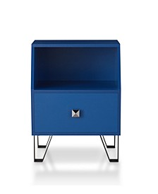 Jilah Modern Storage End Table