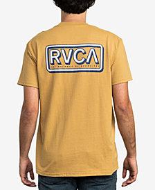 RVCA Men's Octane Logo Graphic T-Shirt