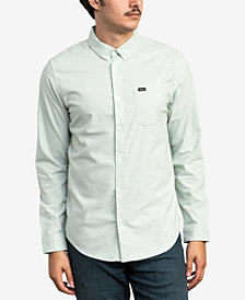 RVCA Men's That'll Do Stretch Shirt
