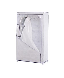 Organize it All Storage Wardrobe, White