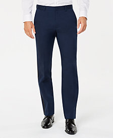 Afani Men's Contrast Stripe Lux Pants, Created for Macy's