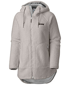 Columbia CSC Sherpa Fleece Hooded Jacket