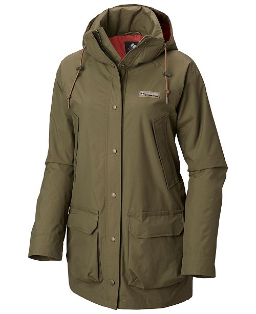 32b250eeb Columbia Decoy 1986 Packable Waterproof Parka & Reviews - Jackets ...
