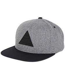 Neff Men's Melton Snapback Hat