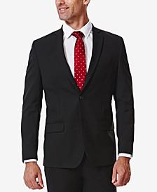 J.M. Men's Slim-Fit 4-Way Stretch Suit Jacket