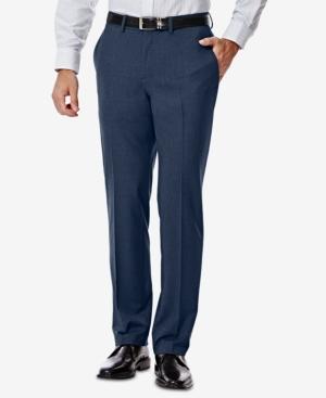Men's Slim-Fit 4-Way Stretch Suit Pants