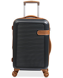 "IT Valiant 22"" Carry-On Hardside Spinner Suitcase"