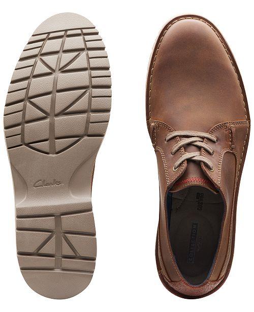 8153763568f ... Clarks Men s Vargo Plain Leather Oxfords