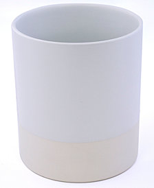 Thirstystone White Ceramic Utensil Crock