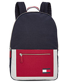Tommy Hilfiger Men's Carter Colorblocked Backpack