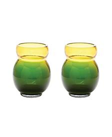 Field Bubble Vase- Set of 2