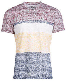 American Rag Men's Heathered V-Neck T-Shirt, Created for Macy's