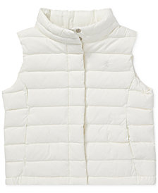 Polo Ralph Lauren Little Girls Quilted Down Vest
