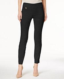 Alfani Curvy Pull-On Skinny Pants, Created for Macy's