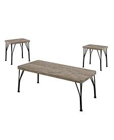 Kelle 3-Piece Table Set