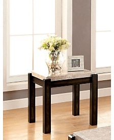 Explenich End Table, Quick Ship