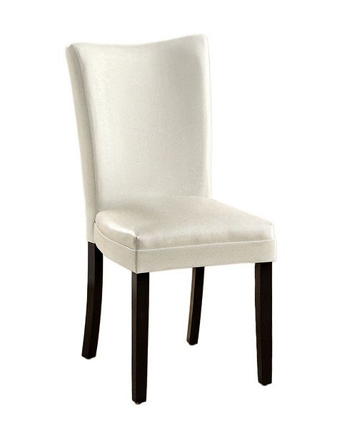 Furniture of America Jules White Dining Chair (Set of 2)