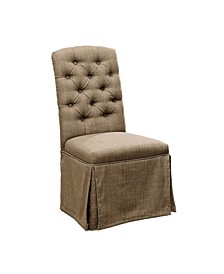Timpleton Tufted Upholstered Side Chair (Set of 2)