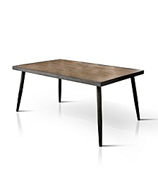 Janell Dining Table, Quick Ship
