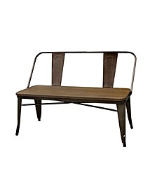 Letron Industrial Dining Bench