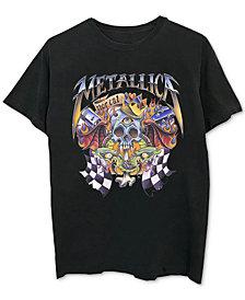 Metallica Flag Men's Graphic T-Shirt