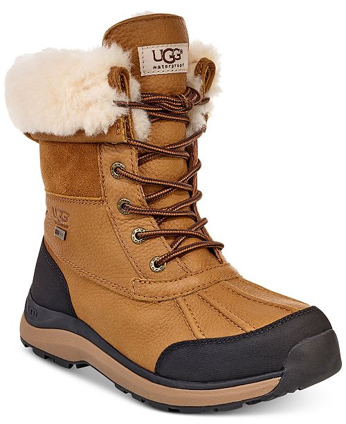 f442bd7b45fa UGG® Women s Adirondack III Waterproof Boots   Reviews - Boots ...