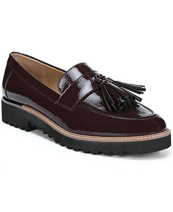 Franco Sarto Carolynn Lugged Bottom Loafers