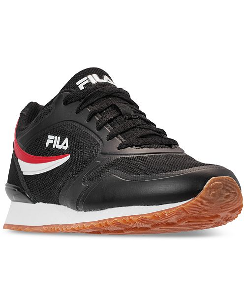 Fila Men's Forerunner 18 Casual Sneakers from Finish Line
