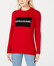 Calvin Klein Jeans Logo Sweater