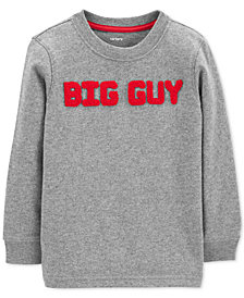 Carter's Toddler Boys Big Guy Cotton T-Shirt