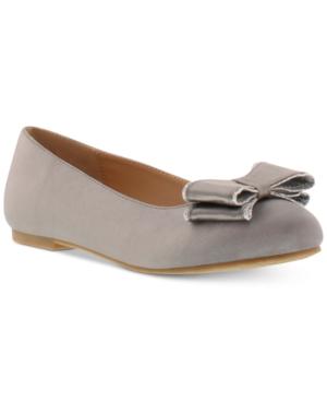 Image of Badgley Mischka Little & Big Girls Amber Shines Shoes