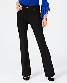 I.N.C. Curvy Bootcut Pants, Created for Macy's