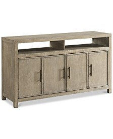 "Nash 54"" TV Console, Created for Macy's"