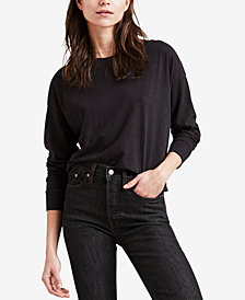 Levi's® Claire Cotton Tie-Back T-Shirt