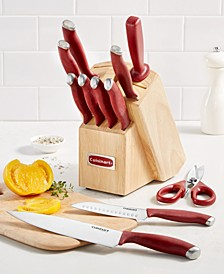 Color Pro Collection 12-Pc. Cutlery Set