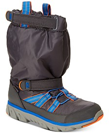 Stride Rite Toddler & Little Boys Made2Play Washable Sneaker Boots