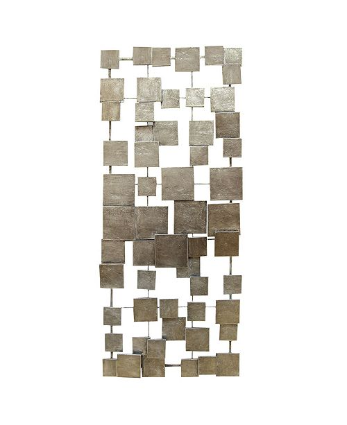 Stratton Home Decor Stratton Home Decor Geometric Tiles Wall Decor