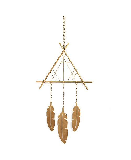 Stratton Home Decor Stratton Home Decor Metal Boho Dreamcatcher