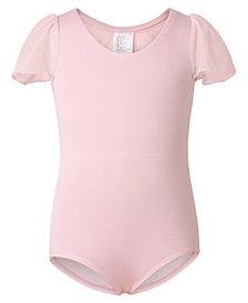 Flo Dancewear Toddler, Little & Big Girls Georgette-Back Leotard