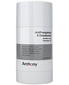 Anthony Antiperspirant & Deodorant, 2.5-oz.