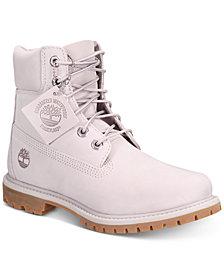 "Timberland Women's Waterproof 6"" Premium Boots"