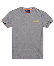 Superdry Men's Orange Label Logo T-Shirt