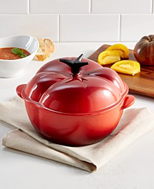 CLOSEOUT! 2.25-Qt Tomato Cocotte, Created for Macys